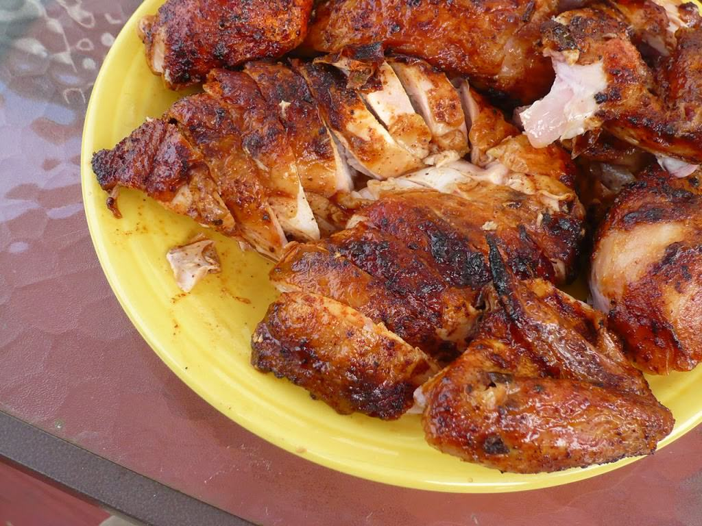 Mexican Marinade Recipe for Making Rotisserie Chicken