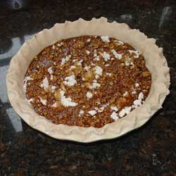 This Shoo-Fly Pie Is Ready For the Oven