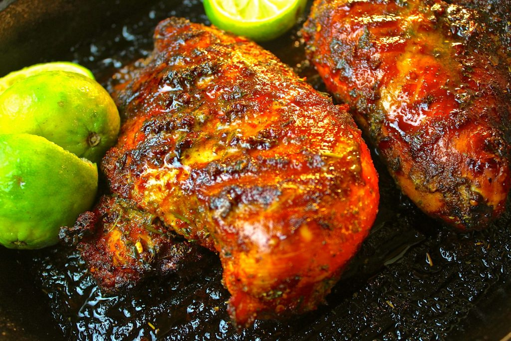 Cuban Chicken Marinade