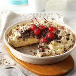 Cherry Almond Cream Pie