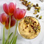 Vegan Mango Mousse Recipe with Pistachios
