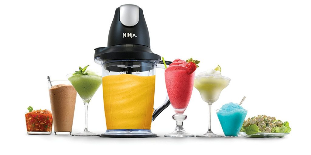 Euro-Pro Ninja Master Prep Blender & Food Processor