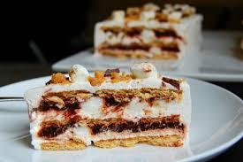 Marshmallow Lasagna