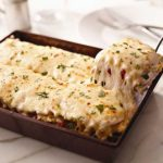 Another Look at White Lasagna Sauce