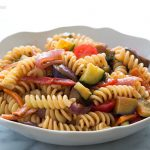 Quick and Simple Pasta Primavera
