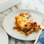 Picture Perfect Vegetable Lasagna Recipe