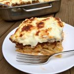Greek Moussaka Ingredient – A Greek Lasagna